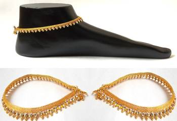 The Chanachan Anklet