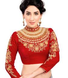 Buy THE MAHARANI BLOUSE. STUDDED & EMBROIDERED wedding-season-sale online