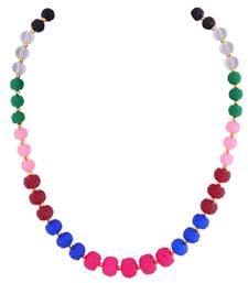 Buy Necklace Designer Mala String Necklace online