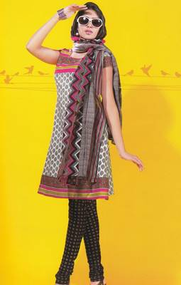 Dress Material Cotton Designer Prints Unstitched Salwar  Kameez  Suit D.No 1703