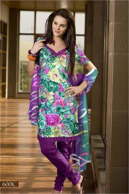 Designer Dress Material MASALA 6001 C