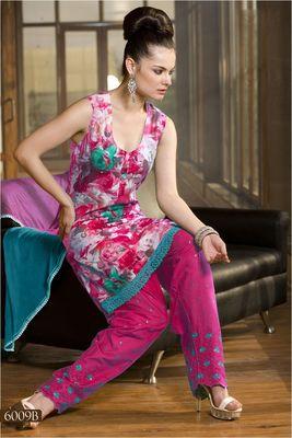 Designer Dress Material MASALA 6009 B