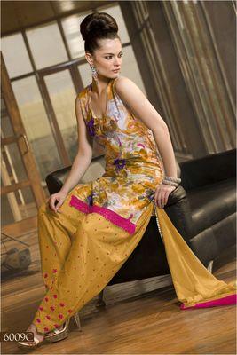 Designer Dress Material MASALA 6009 C