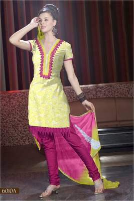 Designer Dress Material MASALA 6010 A