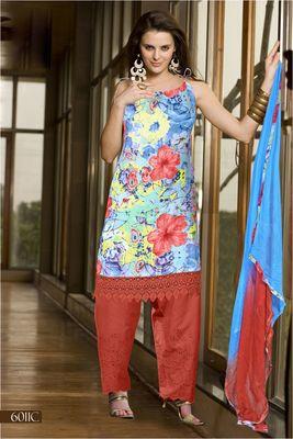 Designer Dress Material MASALA 6011 C