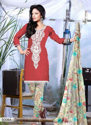 Designer Dress Material DRAPE 5008 A