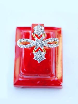 Style Diva AD Finger Ring